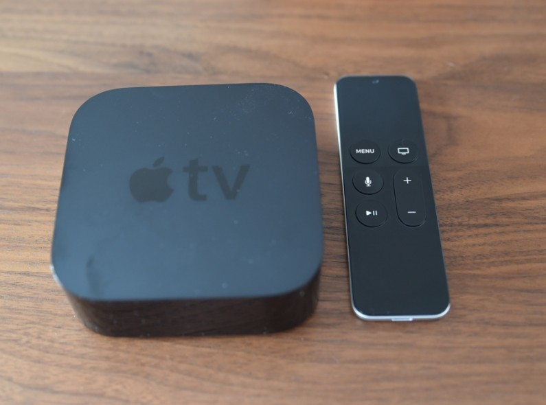 Test Apple TV 2015 4th gen