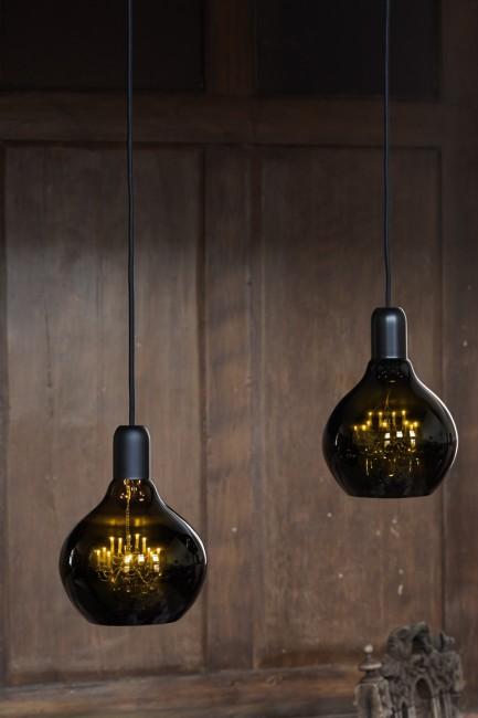 king_edison_ghost ampoule edison lustre chandelier design