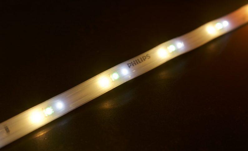 Test philips Hue Lightstrip Plus Extension