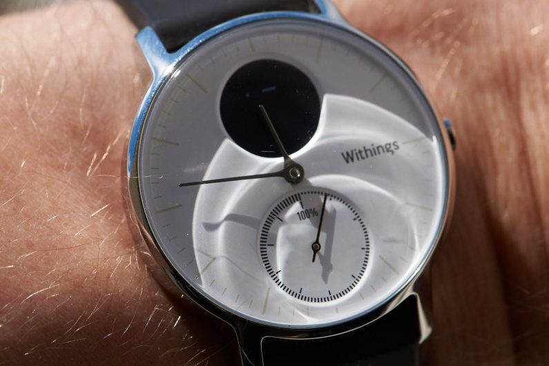 Withings steel hr test review