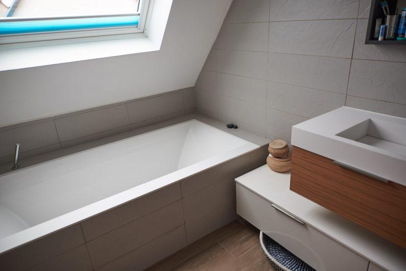 Salle de bains diisign Perene villeroy Bosch