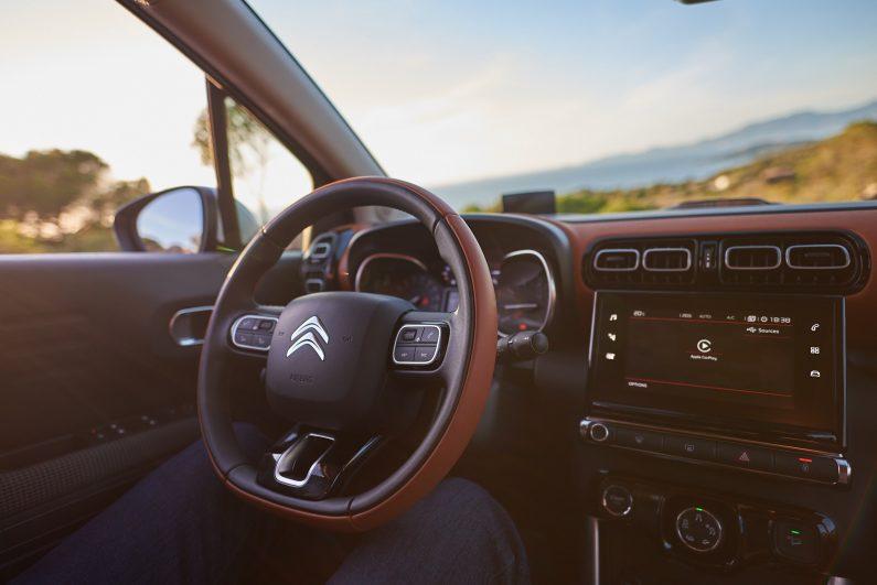 Essai Citroën C3 Aircross SUV compact test