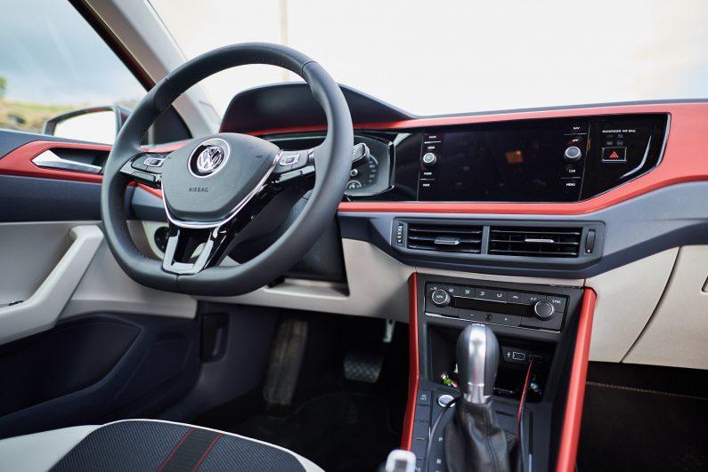 Volkswagen Polo 2018 test essai intérieur