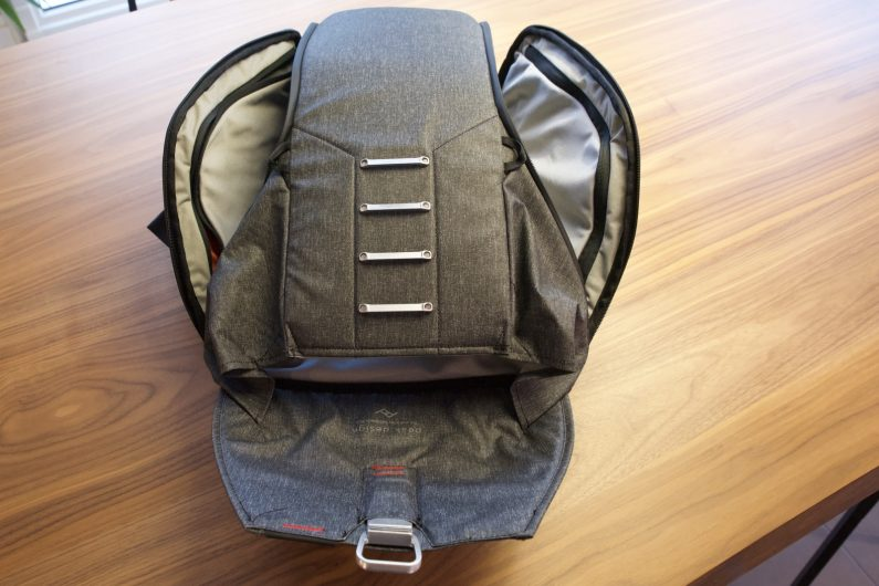 Test sac à dos photo Peak Design Everyday Backpack 30L