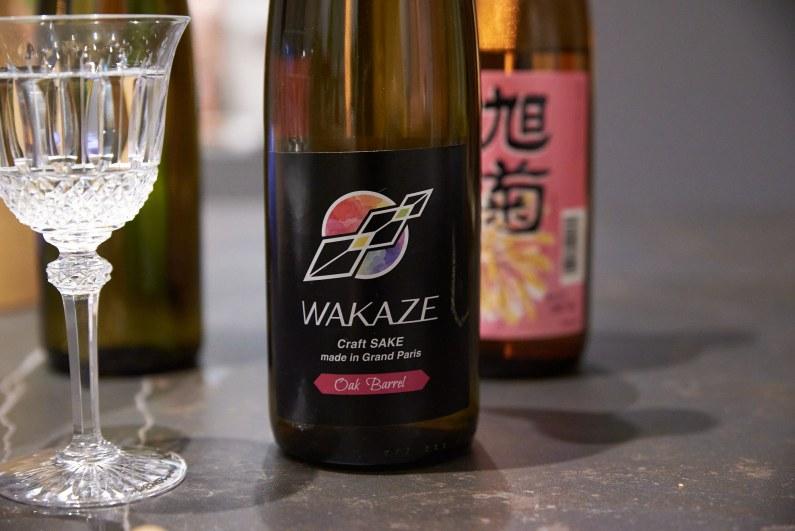 [test] Wakaze, un saké français qui vise l'excellence