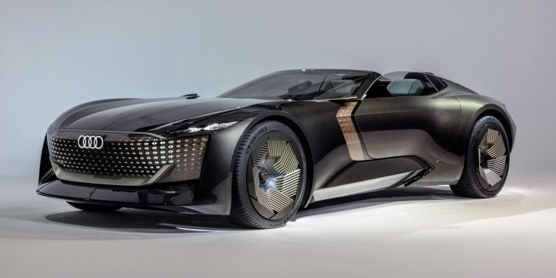 Concept Audi Skysphere : on peut s'inspirer du passé sans être rétro