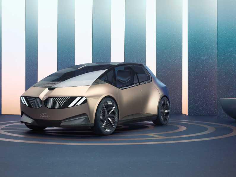 BMW i Vision Circular : exercice difficile