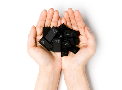 iRiver Domino clés USB