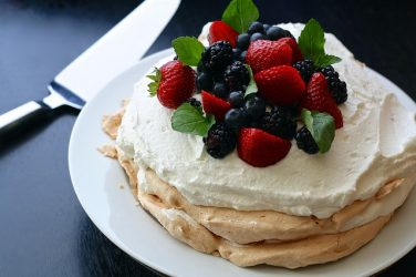 mixed berries - agnutrition