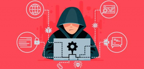 Malware hacker