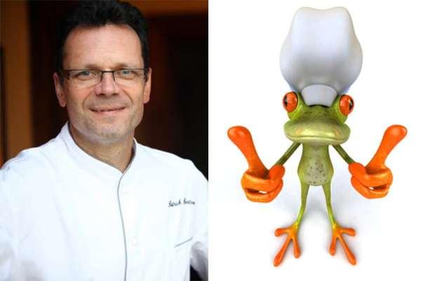 Les anglais auraient mangé des grenouilles depuis plus de 8 000 ans, pour dijonbeaune.fr , le chef Patrick Bertron a déjà réfléchi à une recette pour eux.