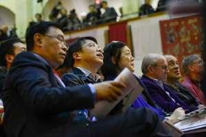 Tourisme : merci la Chine