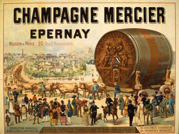 © Champagne Mercier.