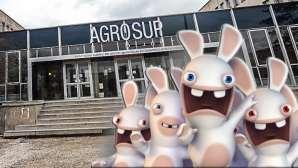 Websérie Agrosup Dijon: un lapin crétin qui parle gras