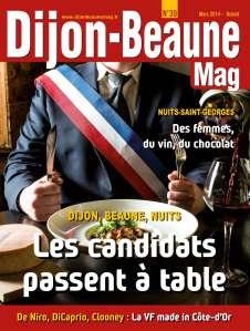Dijon-Beaune Mag n°39: mise en bouche électorale