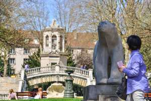Culture, gastronomie et sexe: des Dijonnais qui auraient faim de tout