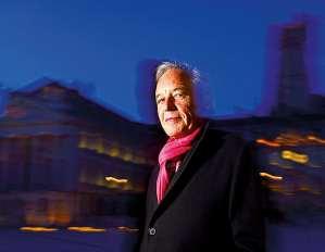 Municipales, candidats sur le gril : François Rebsamen (Dijon)