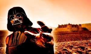 Dark Vador fait son entrée au Clos de Vougeot