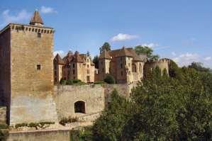 Bienvenue dans les jolis châteaux de la Bourgogne du sud