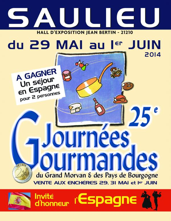 PUB  DBM41 JOURNEES GOURMANDES