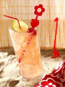 La recette du week-end. Cocktail cherry en début de soirée