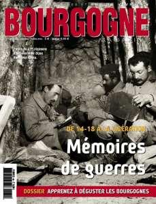 Bourgogne Magazine: mémoires de guerres