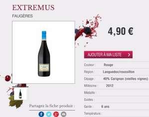 Hep sommelier! Pour 5 euros, t'as encore du vin
