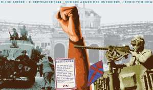 Libération de Dijon: Khobz relance l'assaut