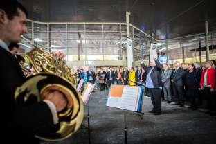 Inauguration foire Dijon 2014 © Clement Bonvalot