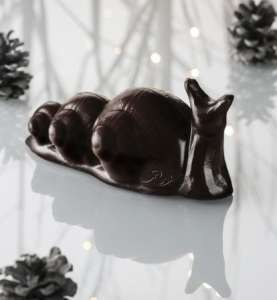 L'Escargot, en chocolat et made in Bourgogne