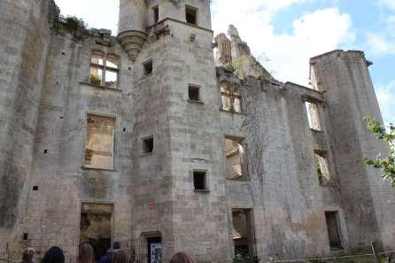 Asnières-en-Montagne_-_Chateau_de_Rochefort_15