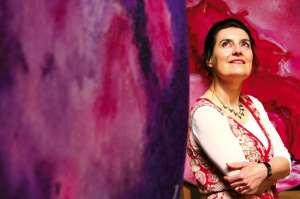 Joyce Delimata plante ses climats à Dijon