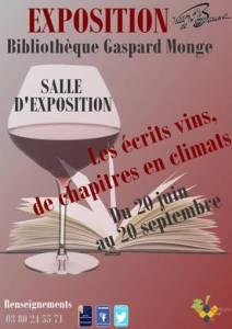 La belle histoire des écrits vins