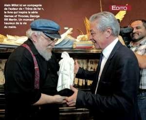 Dijon-Beaune Mag rend hommage à Alain Millot