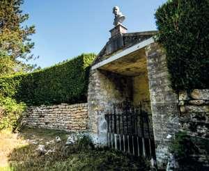 Prâlon et le miracle de la fontaine de saint Bernard
