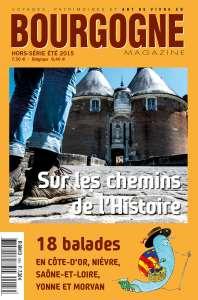 Bourgogne Magazine, spécial balades: l'histoire à deux à l'heure