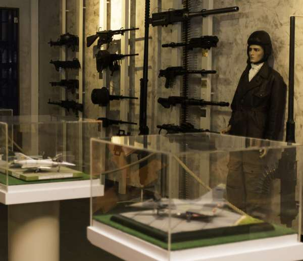 Prise de vue du musée pour article bien public