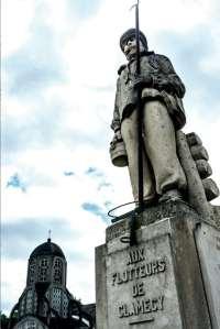 La Bourgogne ou le pays des 1001 statues