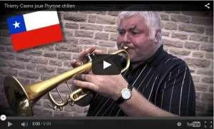 Foire de Dijon: connaissez-vous l'hymne national du Chili?