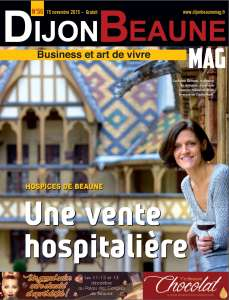Hospices de Beaune: vive le Chablis!