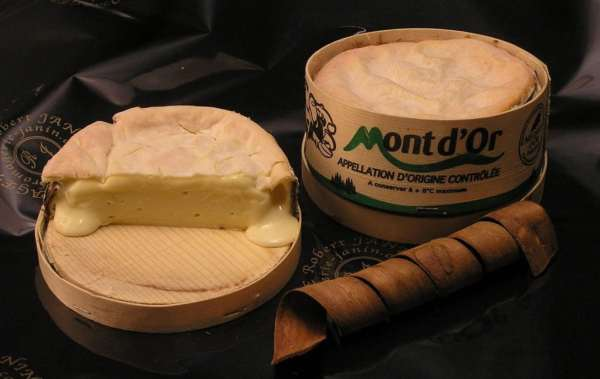 Mont d'Or fromagerie Janin jura