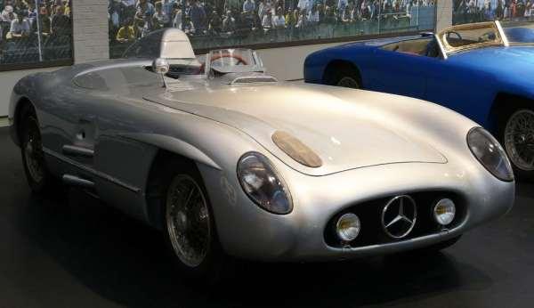 300 SLR Mercedes