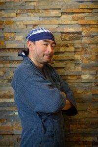 Il a depuis longtemps conquis le palais des amateurs de cuisine asiatique de la région: Mikihiko Sawahata est doublement chez lui maintenant à Beaune.
