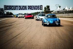 Grand Prix de l'Âge d'Or: ce week-end, Dijon-Prenois a rendez-vous avec le mythe automobile