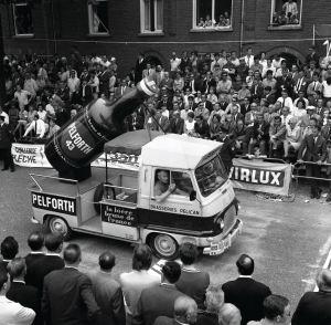 Tour de France: la caravane repasse… en Bresse