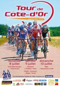 Le Tour de Côte-d'Or 2016, c'est pour ce week end