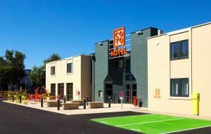 Beaune depuis le Coto : un nouveau concept d'éco-hôtel à découvrir