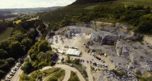 Plus de 300 000 euros investis dans la carrière de Villars-Fontaine
