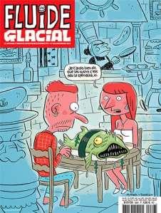 Fluide glacial, magazine bourguignon !