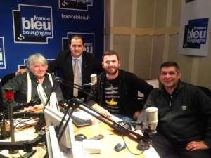 Des sommeliers au Café des bourrus: sages paroles à boire sur France Bleu Bourgogne